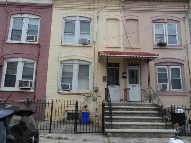 200 ½ Parker St, Newark, NJ 07104 (MLS #210003772) :: The Danielle Fleming Real Estate Team
