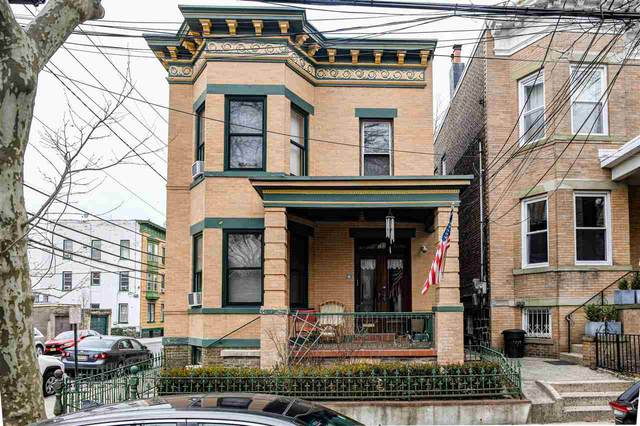 101 Hauxhurst Ave, Weehawken, NJ 07086 (MLS #210003775) :: The Danielle Fleming Real Estate Team