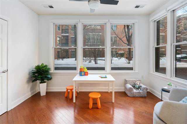 126 Dudley St #206, Jc, Downtown, NJ 07302 (MLS #210003780) :: The Trompeter Group