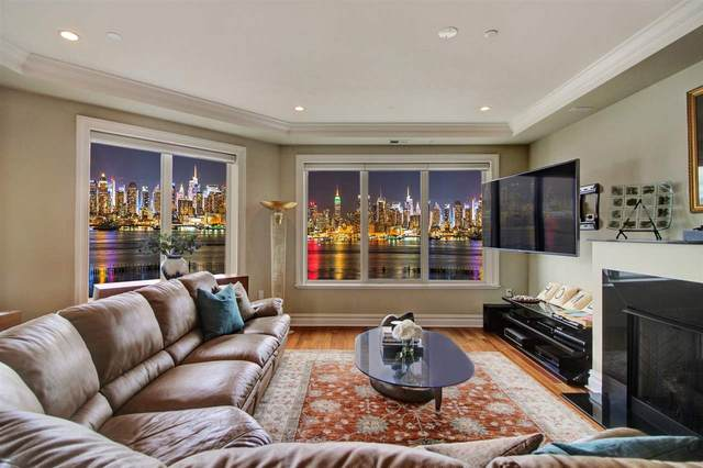 250 Henley Pl #402, Weehawken, NJ 07086 (MLS #210003824) :: Hudson Dwellings