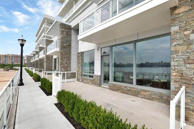 3 Somerset Lane #109, Edgewater, NJ 07020 (MLS #210003843) :: The Trompeter Group