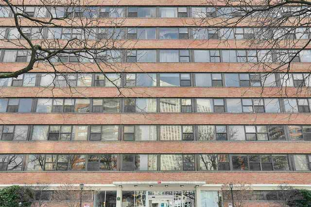 135 Montgomery St 14G, Jc, Downtown, NJ 07302 (MLS #210003981) :: The Trompeter Group