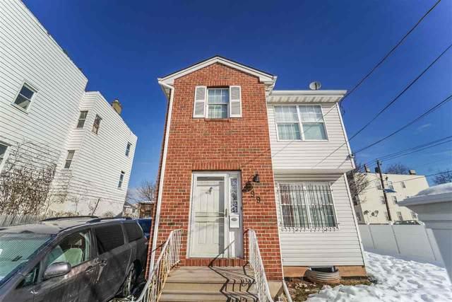 199-201 16TH AVE, Newark, NJ 07103 (MLS #210004035) :: The Danielle Fleming Real Estate Team
