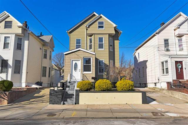 237 Prospect Ave, Bayonne, NJ 07002 (MLS #210004041) :: The Trompeter Group