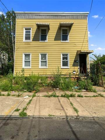 406 South 8Th St, Newark, NJ 07103 (MLS #210004137) :: The Danielle Fleming Real Estate Team