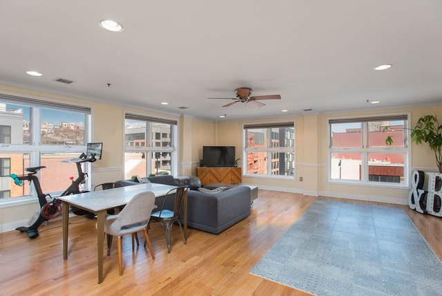 1331 Grand St #609, Hoboken, NJ 07030 (#210004150) :: NJJoe Group at Keller Williams Park Views Realty