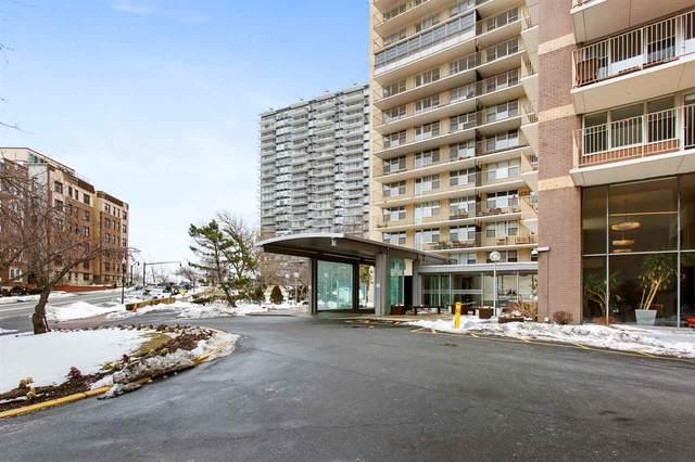 6040 Blvd East 5E, West New York, NJ 07093 (MLS #210004212) :: The Danielle Fleming Real Estate Team