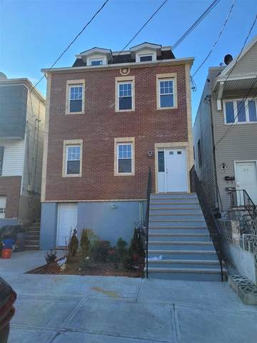 43 Clendenny Ave, Jc, Greenville, NJ 07304 (MLS #210004214) :: The Trompeter Group