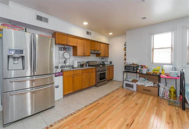 215 Prospect Ave #1, Bayonne, NJ 07002 (MLS #210004331) :: The Danielle Fleming Real Estate Team