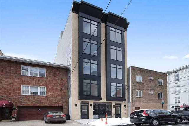 630 Adams St #2, Hoboken, NJ 07030 (MLS #210004420) :: The Danielle Fleming Real Estate Team