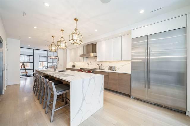 810 Park Ave #2, Hoboken, NJ 07030 (MLS #210004441) :: The Danielle Fleming Real Estate Team