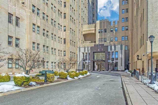 4 Beacon Way #424, Jc, Bergen-Lafayett, NJ 07304 (MLS #210004496) :: Hudson Dwellings