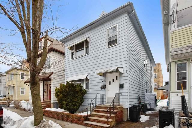 28 Russell St, Clifton, NJ 07011 (MLS #210004523) :: Hudson Dwellings