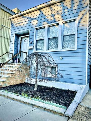 95 West 43Rd St, Bayonne, NJ 07002 (MLS #210004540) :: The Danielle Fleming Real Estate Team