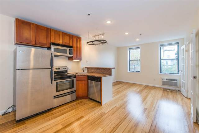 108 Waldo Ave 3D, Jc, Journal Square, NJ 07306 (MLS #210004603) :: Hudson Dwellings