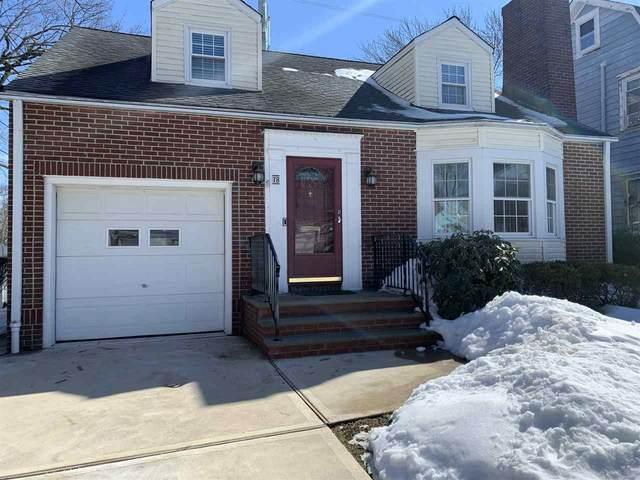 78 Herbert Ave, MILLTOWN, NJ 08850 (MLS #210004645) :: Hudson Dwellings