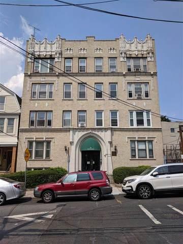 206 Jewett Ave #35, Jc, Journal Square, NJ 07304 (MLS #210004655) :: Hudson Dwellings