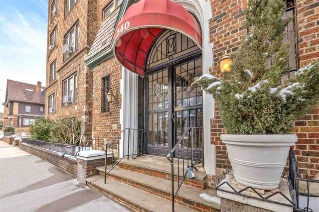 340 Fairmount Ave #304, Jc, Journal Square, NJ 07306 (MLS #210004675) :: Team Braconi | Christie's International Real Estate | Northern New Jersey