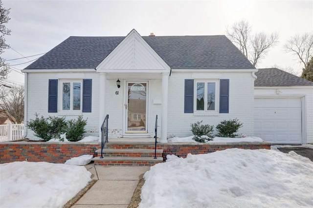 155 Ploch Rd, Clifton, NJ 07013 (MLS #210004679) :: Hudson Dwellings