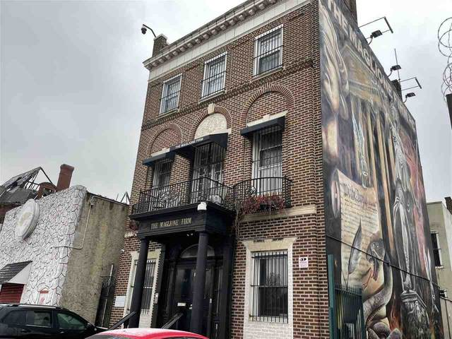 186 Clinton Ave, Newark, NJ 07108 (MLS #210004691) :: The Trompeter Group