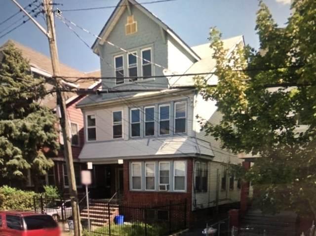 926-928 South 20Th St, Newark, NJ 07108 (MLS #210004721) :: Hudson Dwellings