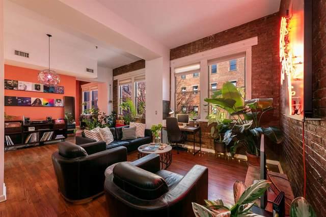 347 Varick St 318A, Jc, Downtown, NJ 07302 (MLS #210004742) :: The Danielle Fleming Real Estate Team