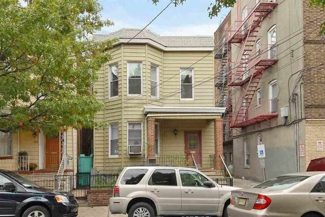 308 58TH ST, West New York, NJ 07093 (MLS #210004760) :: The Danielle Fleming Real Estate Team