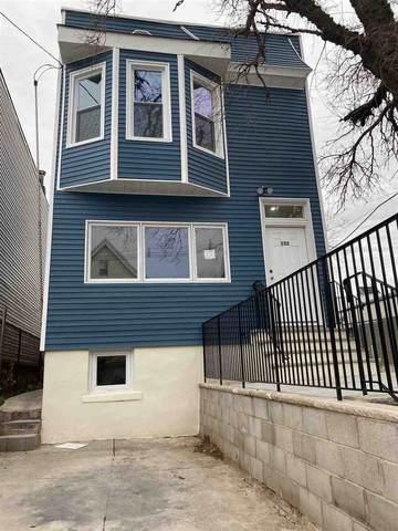 132 Ege Ave, Jc, West Bergen, NJ 07304 (MLS #210004783) :: The Danielle Fleming Real Estate Team