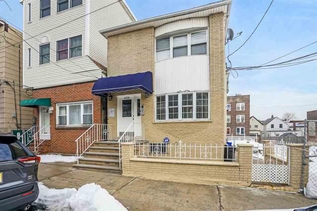 6014 Polk St, West New York, NJ 07093 (MLS #210004813) :: The Danielle Fleming Real Estate Team