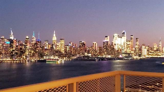 6600 Blvd East 6N, West New York, NJ 07093 (MLS #210004854) :: The Danielle Fleming Real Estate Team