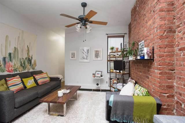 259 12TH ST 5A, Hoboken, NJ 07030 (MLS #210004872) :: Hudson Dwellings