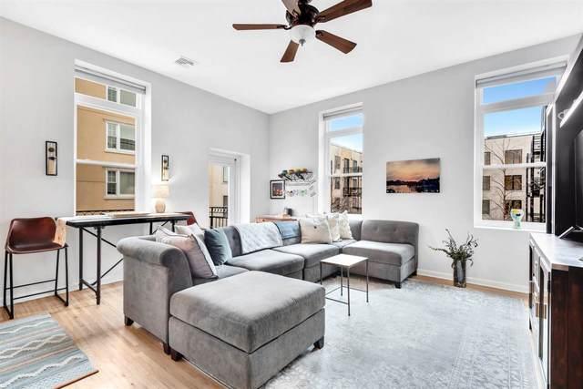 818 Jefferson St 3C, Hoboken, NJ 07030 (MLS #210004899) :: Hudson Dwellings
