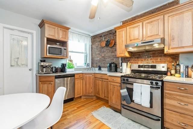 224 Jefferson St 2R, Hoboken, NJ 07030 (MLS #210004903) :: Hudson Dwellings