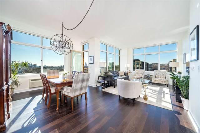 1450 Washington St #1203, Hoboken, NJ 07030 (MLS #210004917) :: Hudson Dwellings