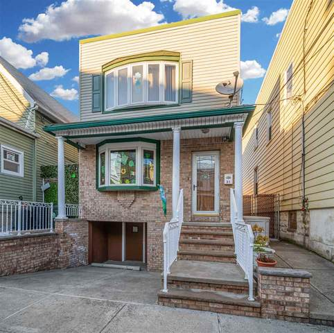 31 East 15Th St, Bayonne, NJ 07002 (MLS #210004962) :: Hudson Dwellings