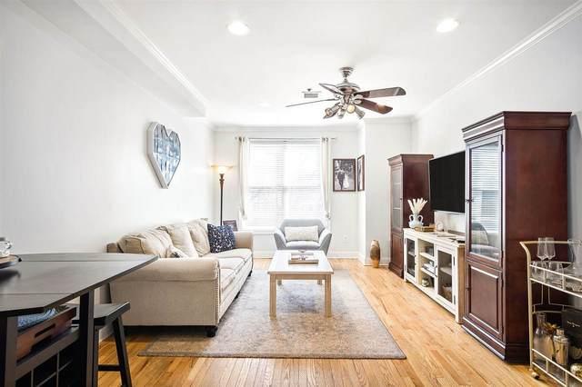 725 Jefferson St #28, Hoboken, NJ 07030 (MLS #210004970) :: Hudson Dwellings