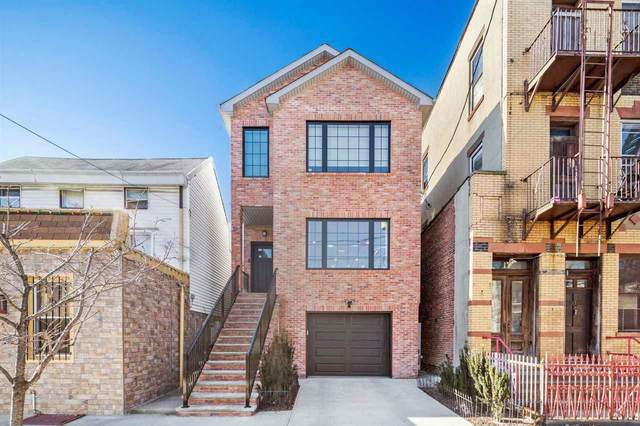 15 Leonard St #1, Jc, Heights, NJ 07307 (MLS #210005045) :: Team Francesco/Christie's International Real Estate
