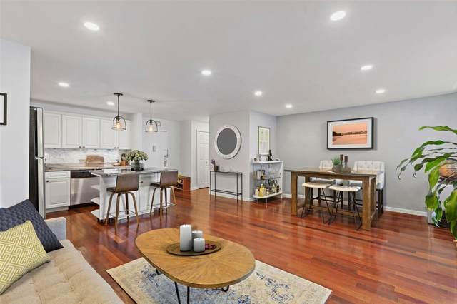 100 Manhattan Ave #1511, Union City, NJ 07087 (MLS #210005106) :: Hudson Dwellings