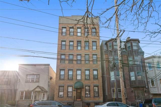 608 Madison St #8, Hoboken, NJ 07030 (MLS #210005118) :: The Sikora Group