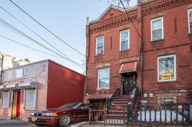 1 Emory St, Jc, Journal Square, NJ 07304 (MLS #210005141) :: Hudson Dwellings