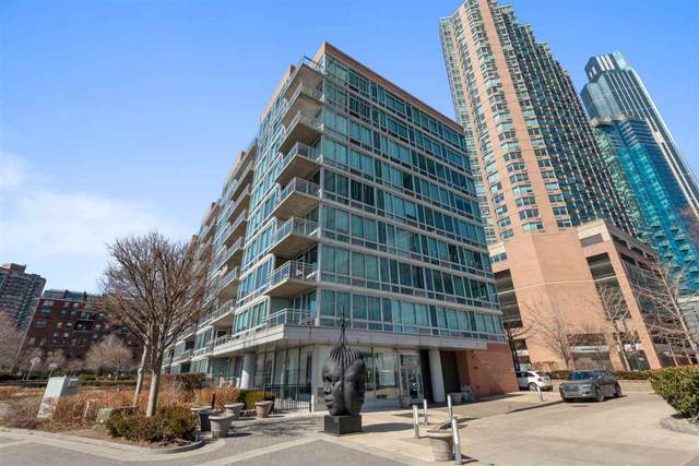 25 Hudson St #708, Jc, Downtown, NJ 07302 (MLS #210005209) :: Team Francesco/Christie's International Real Estate