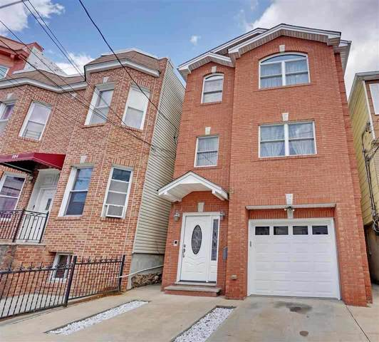 102 Paterson St, Jc, Heights, NJ 07307 (MLS #210005214) :: Team Francesco/Christie's International Real Estate