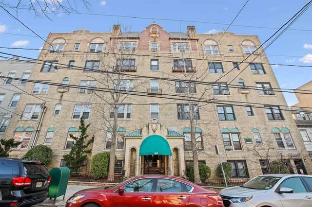 107 Kensington Ave #504, Jc, Journal Square, NJ 07304 (MLS #210005225) :: Team Francesco/Christie's International Real Estate