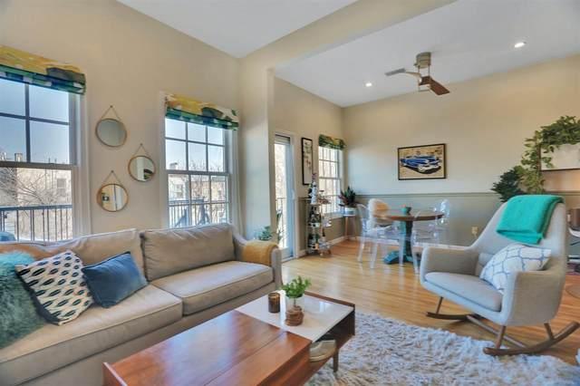 131 Monroe St 4S, Hoboken, NJ 07030 (MLS #210005240) :: Team Francesco/Christie's International Real Estate