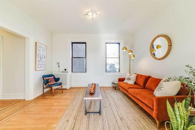 275 Harrison Ave C3, Jc, Journal Square, NJ 07304 (MLS #210005264) :: Team Francesco/Christie's International Real Estate