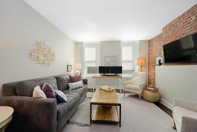 1314 Hudson St #7, Hoboken, NJ 07030 (MLS #210005270) :: The Danielle Fleming Real Estate Team