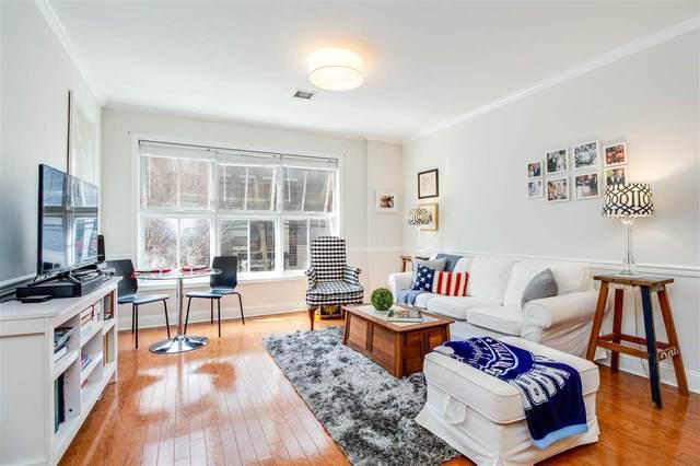 501 9TH ST #213, Hoboken, NJ 07030 (MLS #210005271) :: Team Francesco/Christie's International Real Estate