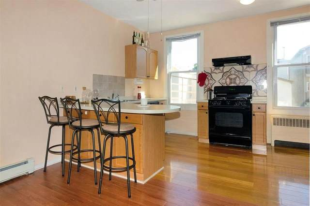 38 Beacon Ave #2, Jc, Heights, NJ 07307 (MLS #210005274) :: The Danielle Fleming Real Estate Team