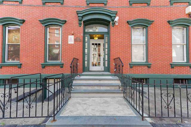 807 Garden St #8, Hoboken, NJ 07030 (MLS #210005293) :: Team Francesco/Christie's International Real Estate