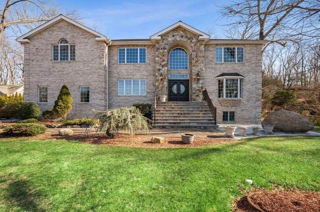 202 Peterson Pl, Ramsey, NJ 07446 (MLS #210005370) :: Team Francesco/Christie's International Real Estate